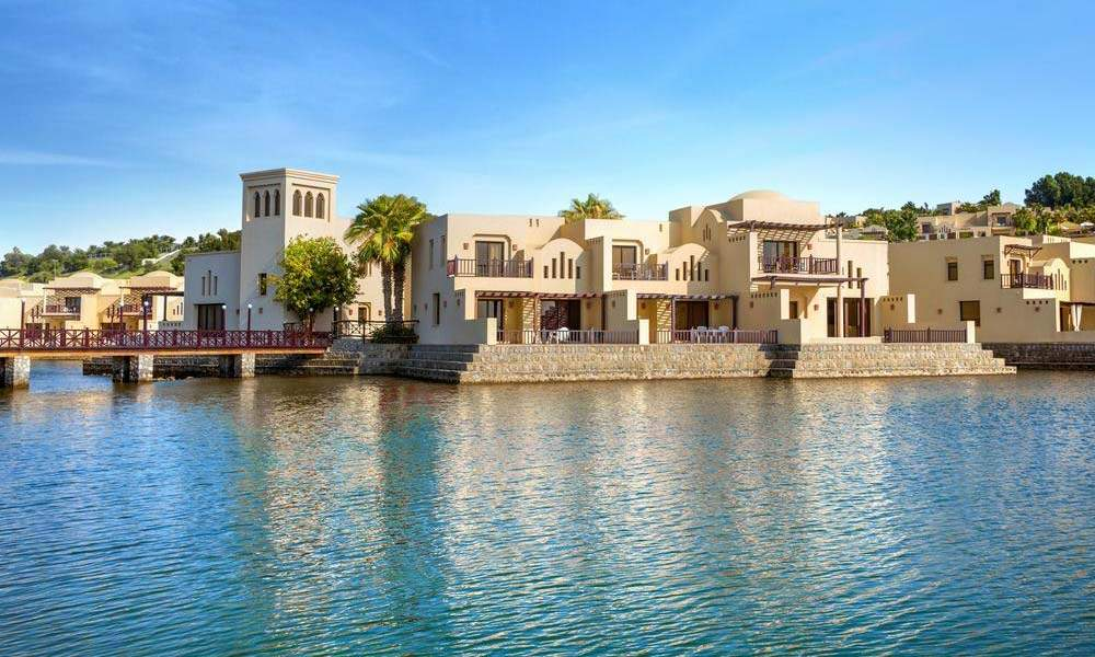 The Cove Rotana, Oman