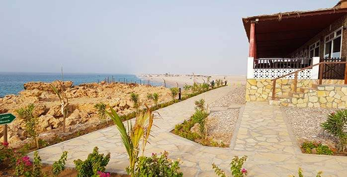 Turtle Beach Resort, Oman