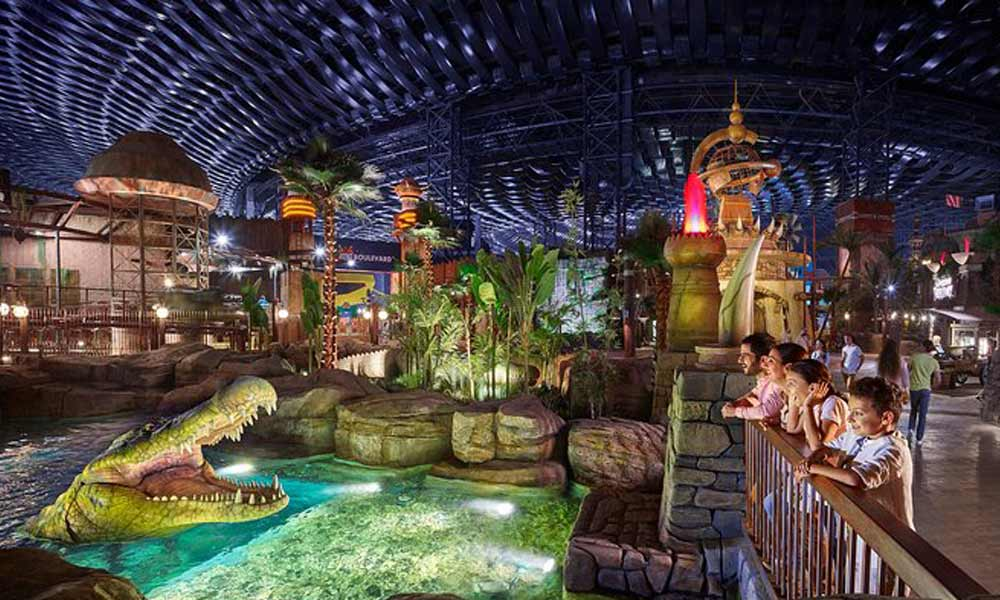 IMG Worlds of Adventure - Dubai