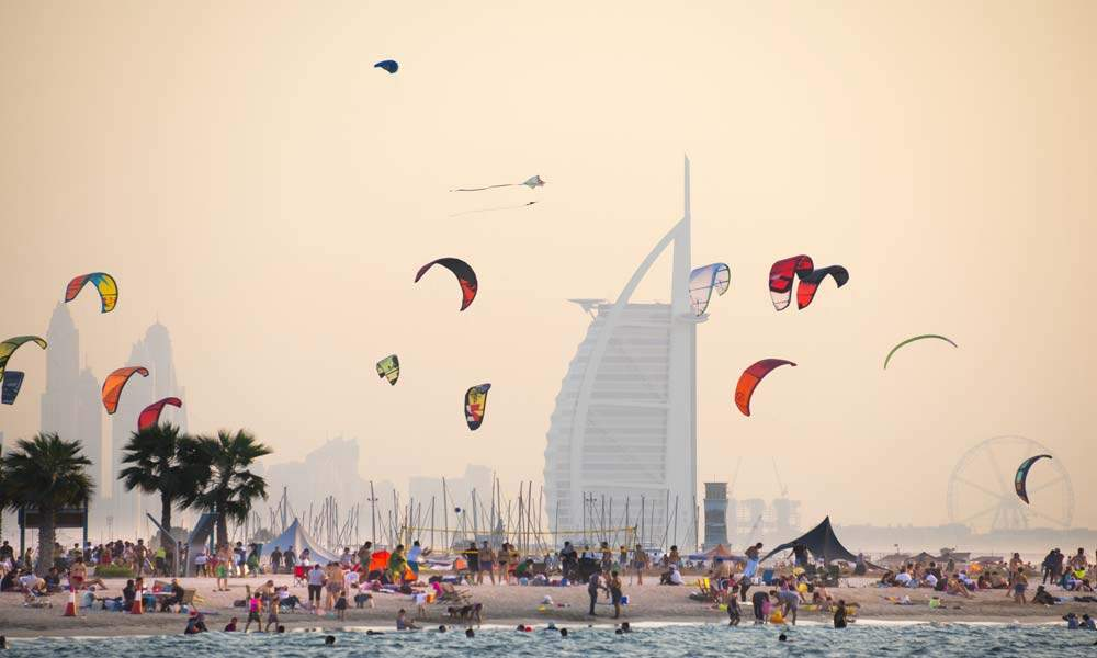 Kite Beach Dubai