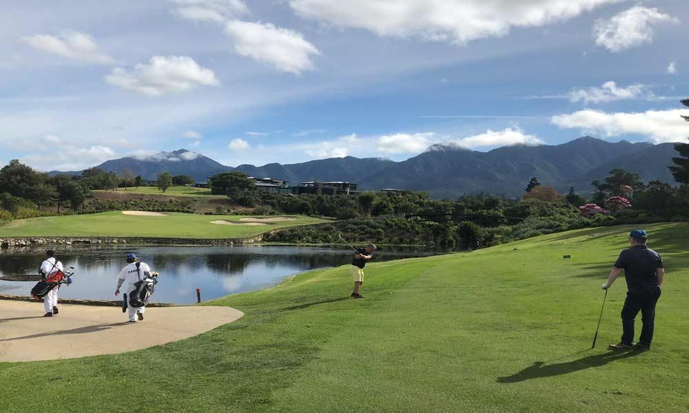 Fancourt Golf Resort - Montagu Course Luxury Golf hOlidays South Africa