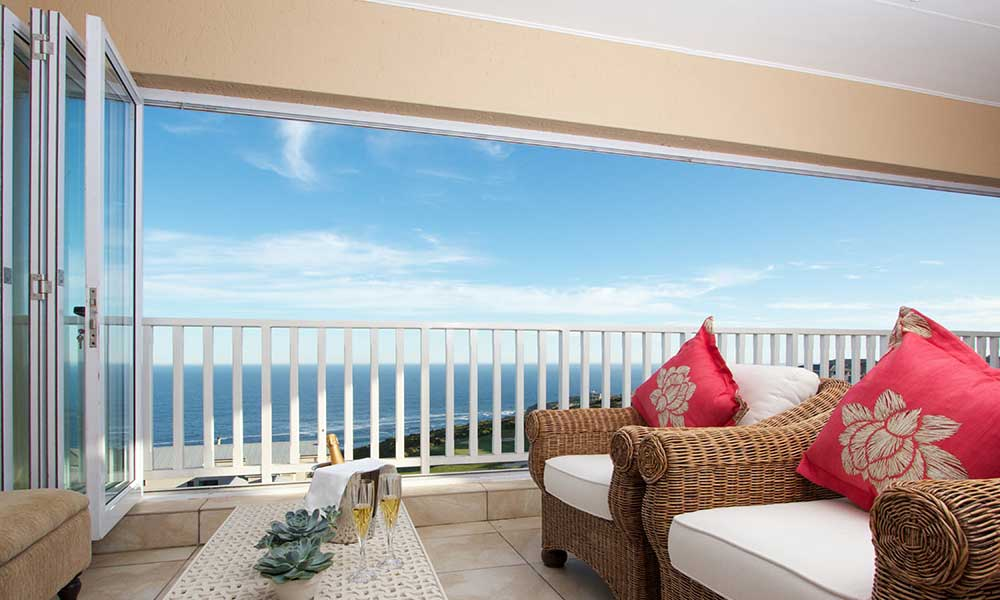 Pinnacle Point Balcony