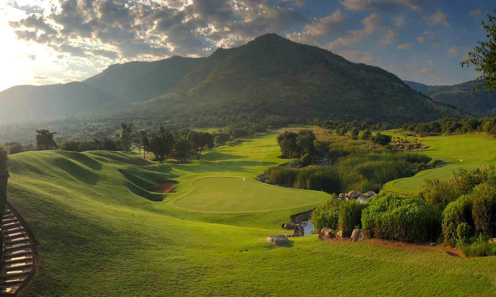 Lost City Course - Sun City South Africa Luxury Golf Holdiays