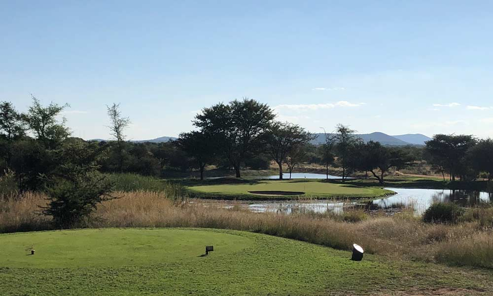Zebula Golf Course