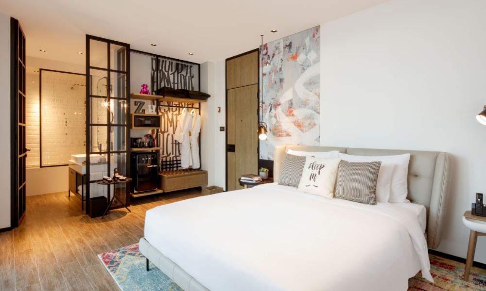 Bedroom Zabeel Jumeirah Dubai