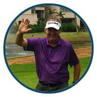 Jacques Gous Chaka Travel's PGA Professional