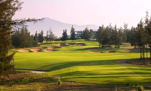 Montgomerie Links Golf Course Vietnam