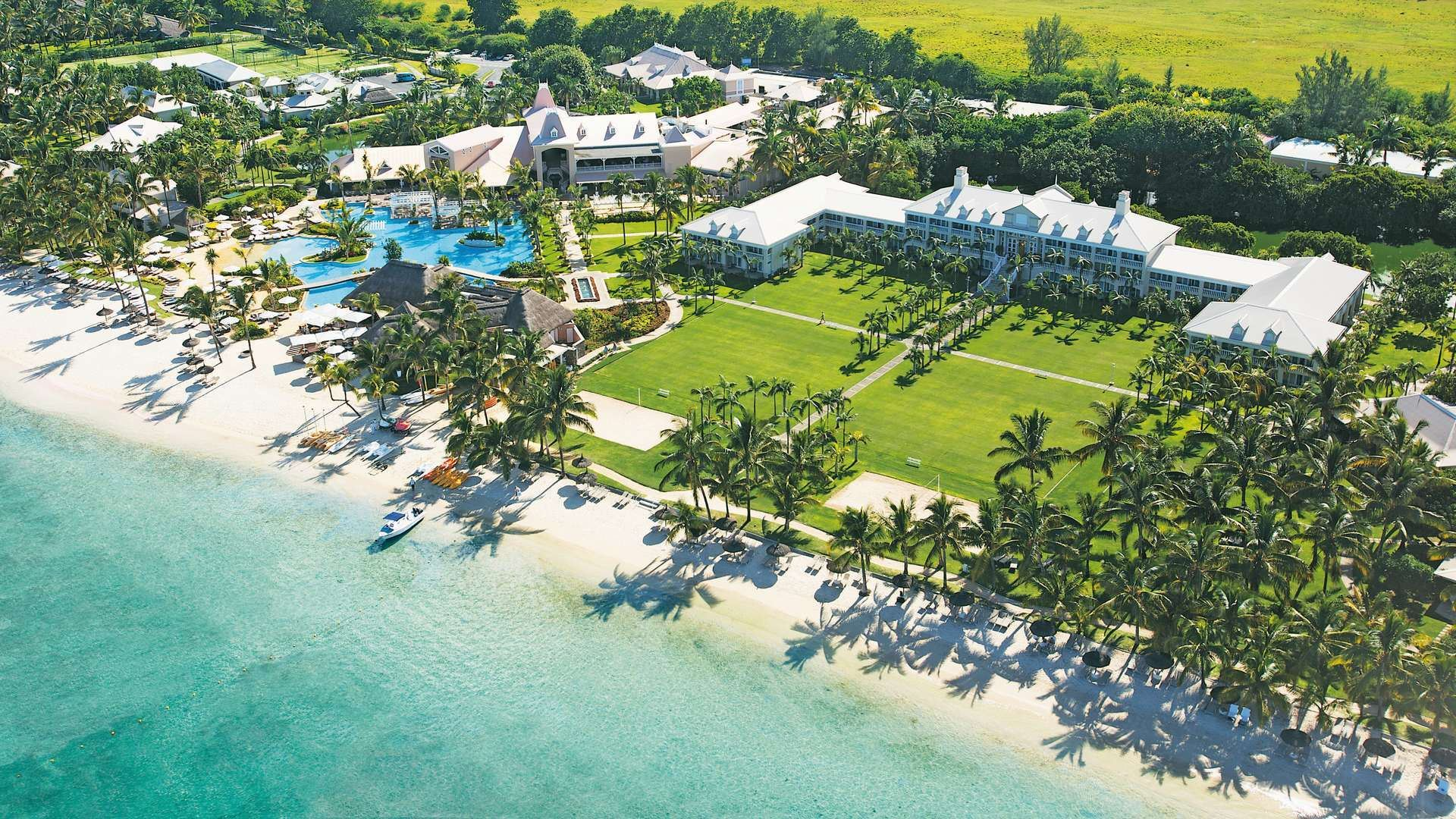 Sugar Beach Resort & Spa Mauritius All Inclusive Golf Holiday