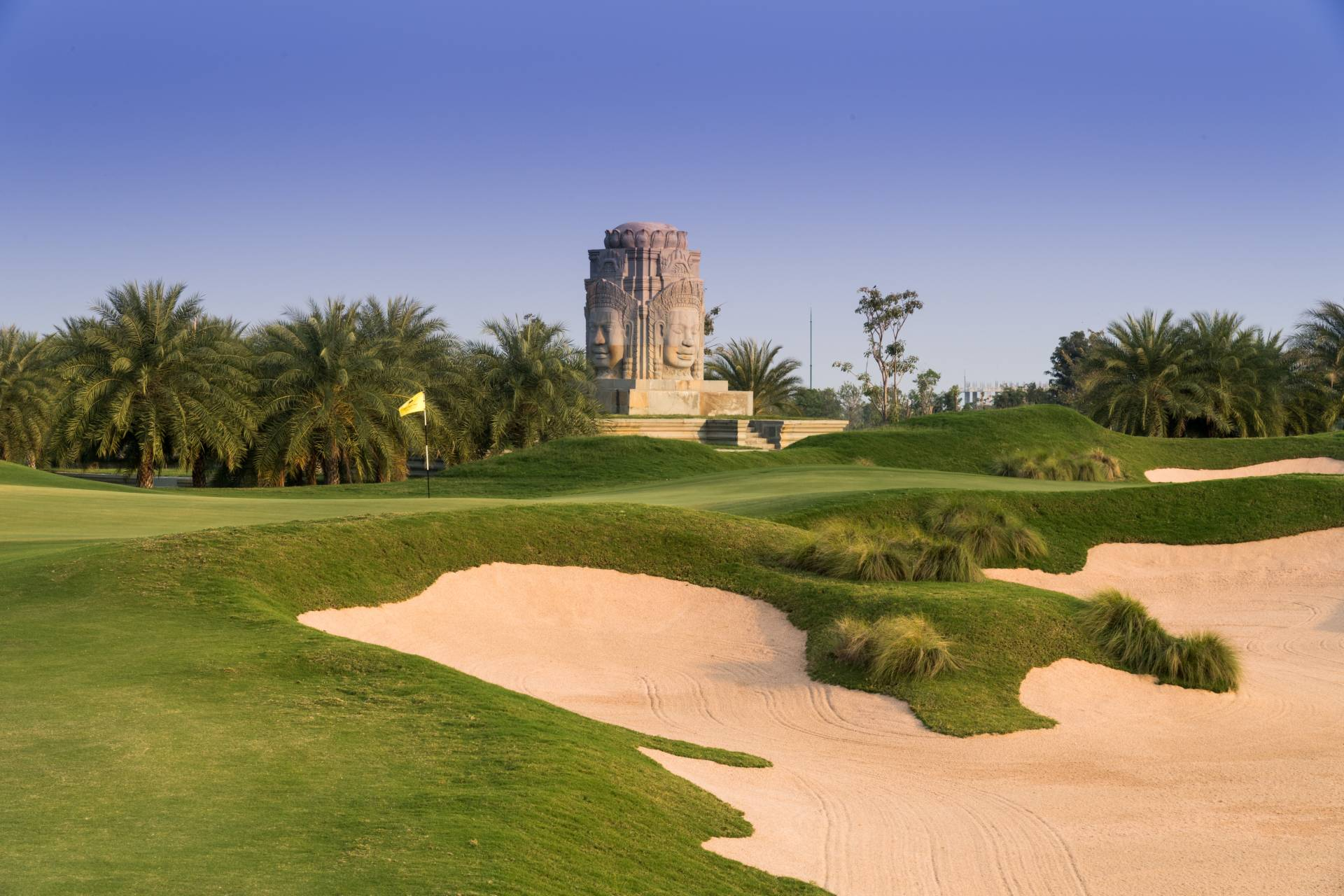 Cambodia Two Centre Experience Golfing Holiday