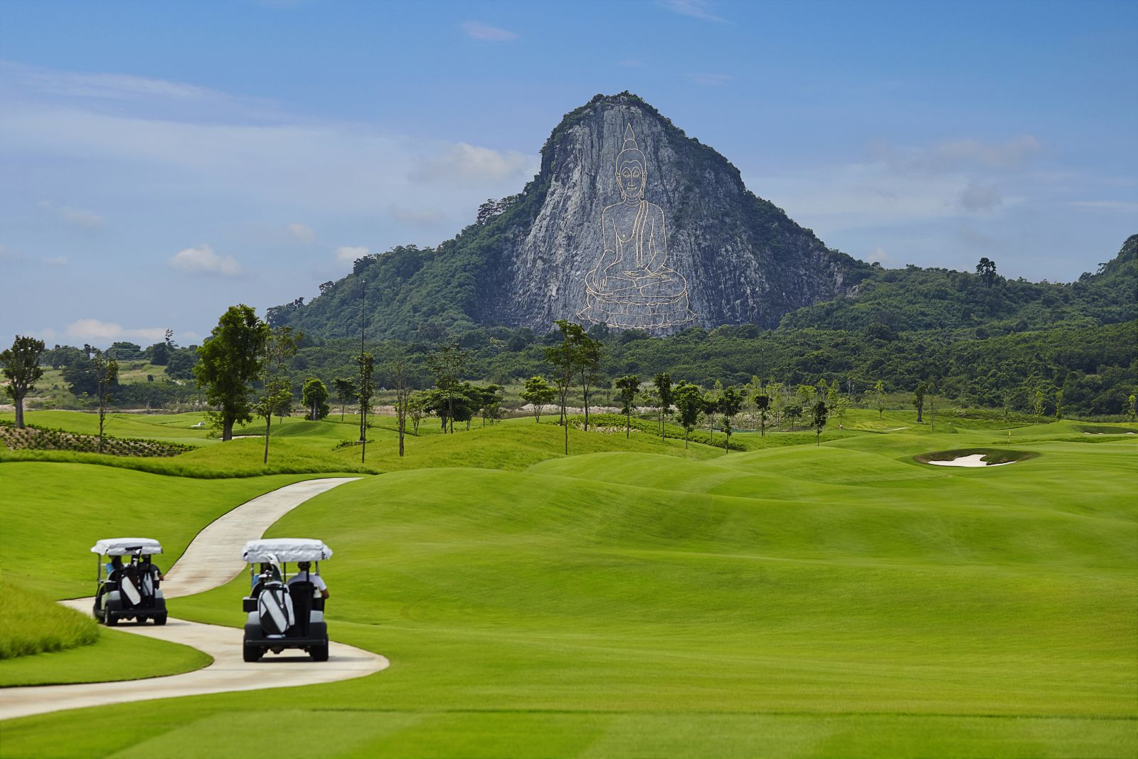 Thailand Triangle Experience Golfing Holiday