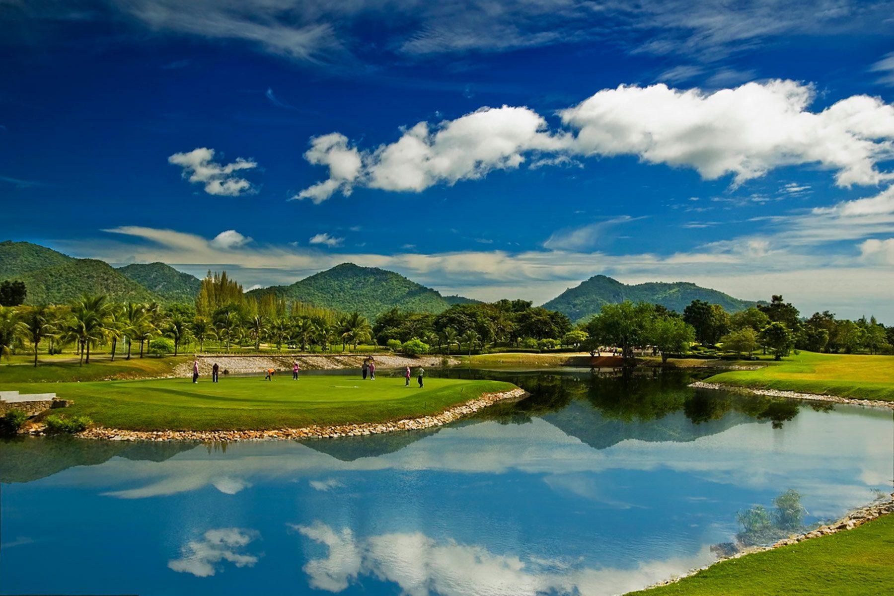 Bangkok Hua Hin Golfing Holiday